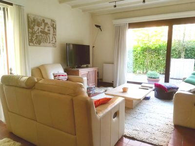 Photo for stylish,spacious house with a nice garden 10' from Antwerp city center+car park