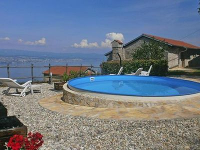 Photo for holiday home, Lovran  in Opatija Riviera - 6 persons, 2 bedrooms