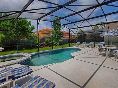 Dream Luxury Vacation House 7 BR/6.5 BA Pool * Game Room * Spa