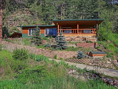 Photo for Big Thompson Cabin-Near Estes, RMNP, and Loveland!