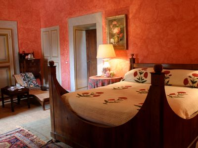 Photo for Villa delle Rose, just over 30 miles from Rome, with spectacular views.
