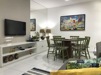 Photo for Porto de Galinhas - Three-Bedroom Apartment