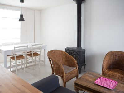 Photo for Charming village house 2-5 persons, 3 bedrooms, Ile de Ré, La Couarde / Sea