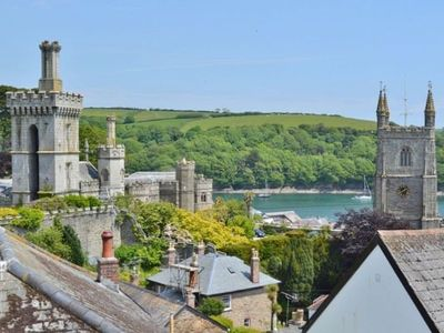 Photo for 4 bedroom accommodation in Fowey