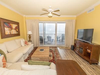 Photo for HOT DEALS! Gulf Front | Beautiful View | Liquid Life