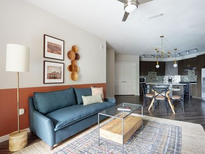 Photo for Sonder | Southtown Apartments | Unique 2BR + Pool