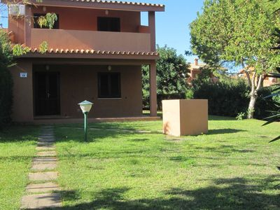 Photo for Holiday home with a nice garden at only 350m from the sea of ​​Costa Rei