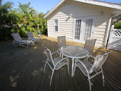 Photo for Siesta Bungalow: 2 BR / 2 BA House on Siesta Key by RVA, Sleeps 4