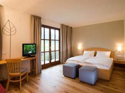 "Photo for Room ""Himmelschlüssel"" - the trout four-star country pleasure hotel"