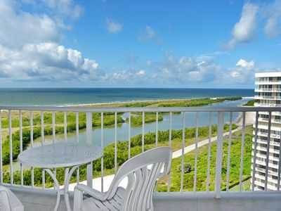 Photo for Inviting beachfront condo w/ heated pool & unmatched ocean view