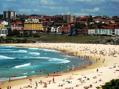 Photo for North Bondi Sunny Apartment with Parking!