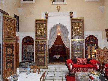 Traditional Riad with modern comfort-10/12 people