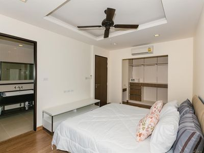 Photo for 359 m from the center of Choeng Thale with Internet, Pool, Air conditioning, Parking (394977)