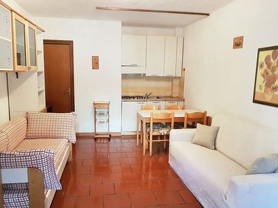 Photo for Apartment in the center of Marinella with Parking, Internet, Balcony, Garden (120289)