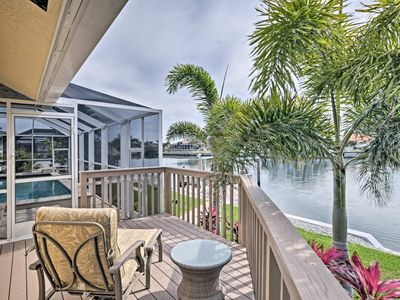 Photo for Waterfront Marco Island Home w/Private Pool & Dock
