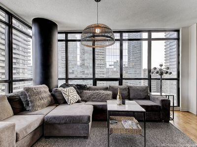 Photo for Instant Suites - 2 BR Luxury Suite with City Views