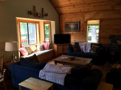 Photo for *Weekly Rates*  Perfect Family Getaway  * Tahoe Donner Cabin