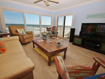 Photo for Gorgeous Direct Oceanfront Unit In New Smyrna Beach!