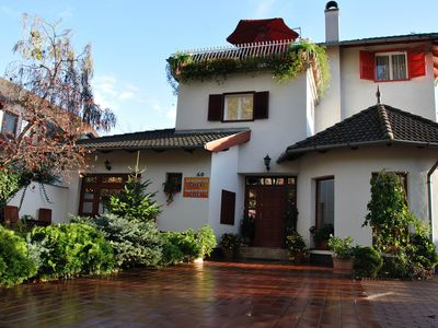 Photo for Apartment for 2 or 2+1 persons, downtown and lake Balaton also 150m, free WIFI