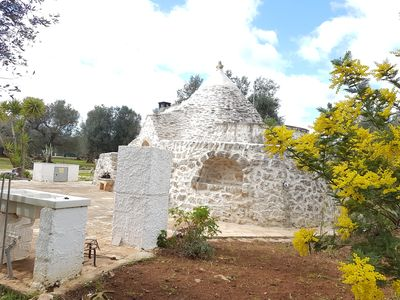 Photo for Very cool 18th century trullo