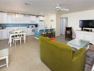 Photo for Unit D7: 2 BR / 2 BA beach front in Sanibel, Sleeps 6