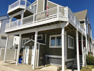 Photo for Townsend Inlet South End Beach Block Home. Prime Weeks Still Available!