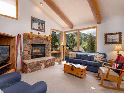 Photo for Pure Luxury | Across From Resort | HUGE Views | Private Hot Tub | Sleeps 9
