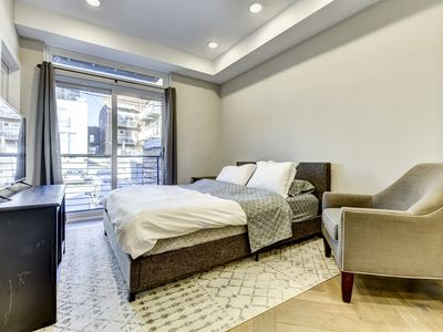 Photo for New Light filled condo w/easy access to all of DC!