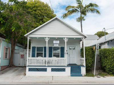 Photo for Historic, dog-friendly cottage in the heart of Key West w/ private hot tub