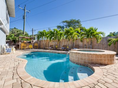 Photo for Island Charm with exceptional private pool