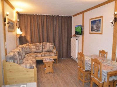 Photo for Apartment Les Menuires, 1 bedroom, 5 persons