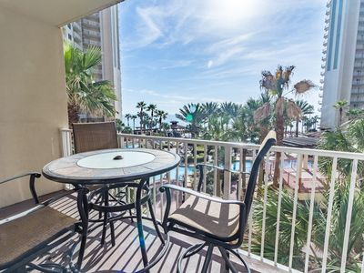 Photo for Shores of Panama 318 - Nice 2Bd, Sleeps 8!  Great View! Free Fun!