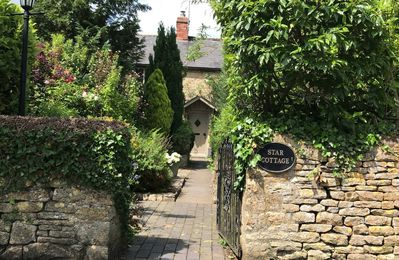 Photo for Star Cottage is a Cotswold stone cottage, built in 1845, in the beautiful village of Little Compton