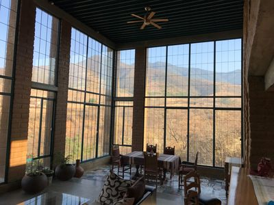 Photo for Architectural gem with stunning mountain views