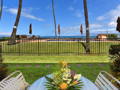 Photo for Hale Kai #117 - Your Home by the Sea in West Maui
