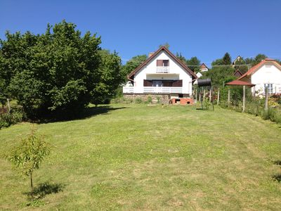Photo for House (140m2, 3 large bedrooms), garden (800m2) enclosed, super