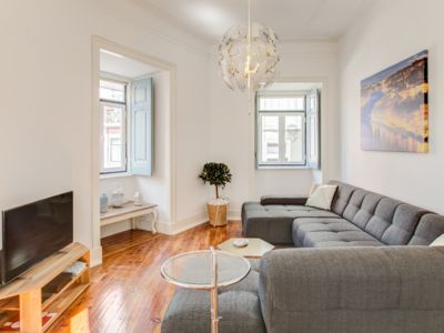 Photo for New! Luminous and Relaxing flat in Lisbon center