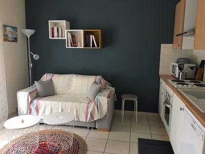 Photo for Apartment 2/3 beds near the beach