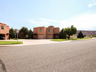 Photo for 3 bedroom/3 bath Condo with Large Upstairs Deck and Astounding Views!
