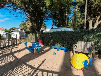 Photo for Camping Du Bord De Mer *** - Mobilhome for 6 People