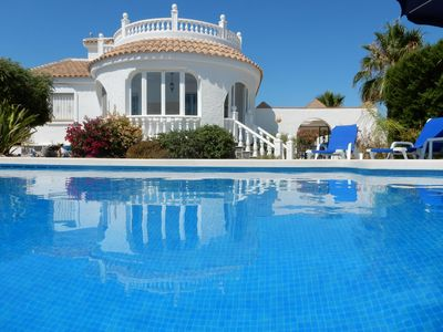 Photo for Villa With Private Pool, And Lovely Quiet Gardens. Fully Licensed.