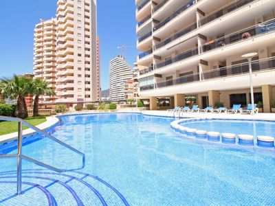 Photo for One bedroom Apartment, sleeps 3 with Air Con, WiFi and Walk to Beach & Shops