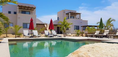 Photo for Vista Tortuga - VILLA CORAL Heated Pool by the BEACH
