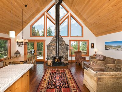 Photo for 3 bedroom Truckee estate set on 20 gorgeous acres