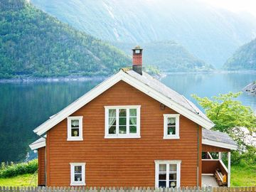 Vacation home Tafjord  in Tafjord, Northern Fjord Norway - 7 persons, 6 bedrooms