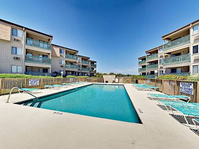 Shared Pool - Community amenities include a shared pool.