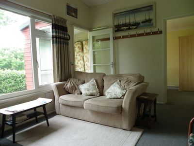 Photo for Holiday Bungalow close beach sleeps 4