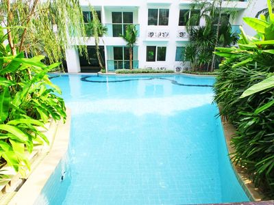 Photo for 1 bedroom apartment @ Amazon Residence Pattaya #1