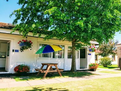 Photo for Driftwood, 2 Bedroom Chalet on the 4* Welcome Holiday Park, Dawlish Warren