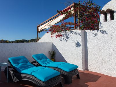 Photo for Townhouse with roof terrace 300m Arenal